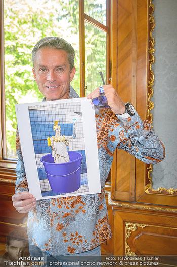 Austrian Art Award DFG - Modeschule Wien Schloss Hetzendorf - Mi 26.06.2019 - Alfons HAIDER25