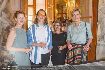 Austrian Art Award DFG - Modeschule Wien Schloss Hetzendorf - Mi 26.06.2019 - Michel MAYER, Pierre SARKOZY, Lilii HOLLEIN, Desiree TREICHL-ST26