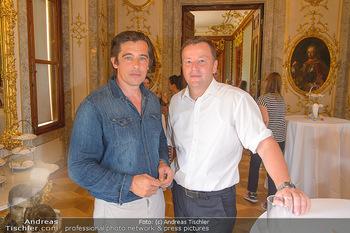 Austrian Art Award DFG - Modeschule Wien Schloss Hetzendorf - Mi 26.06.2019 - 27
