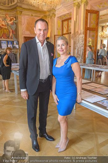 Austrian Art Award DFG - Modeschule Wien Schloss Hetzendorf - Mi 26.06.2019 - Uschi SIMACEK, Gerhard KOMAREK30