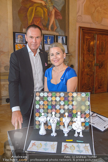 Austrian Art Award DFG - Modeschule Wien Schloss Hetzendorf - Mi 26.06.2019 - Uschi SIMACEK, Gerhard KOMAREK31
