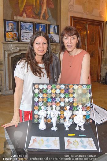 Austrian Art Award DFG - Modeschule Wien Schloss Hetzendorf - Mi 26.06.2019 - Sabine KARNER, Monika KYCELT32