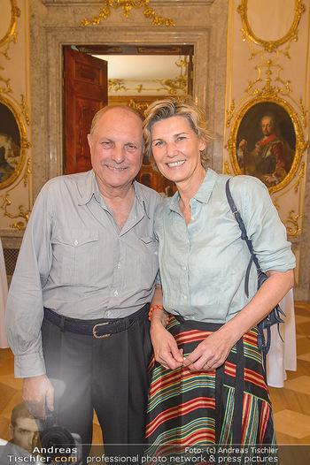 Austrian Art Award DFG - Modeschule Wien Schloss Hetzendorf - Mi 26.06.2019 - Desiree TREICHL-STÜRGKH, Christian Ludwig ATTERSEE33