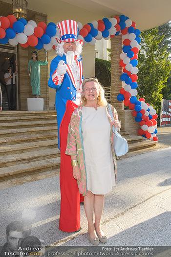 Independence Day Party - Residenz der US-Botschaft, Wien - Mi 26.06.2019 - Karin KNEISSL3