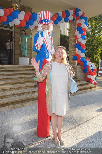 Independence Day Party - Residenz der US-Botschaft, Wien - Mi 26.06.2019 - Karin KNEISSL4