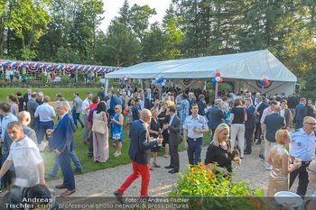 Independence Day Party - Residenz der US-Botschaft, Wien - Mi 26.06.2019 - 8
