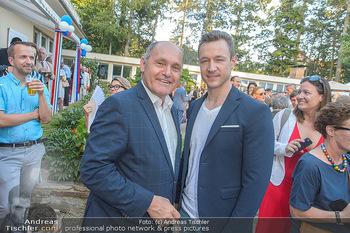 Independence Day Party - Residenz der US-Botschaft, Wien - Mi 26.06.2019 -  Wolfgang SOBOTKA, Gernot BLÜMEL12