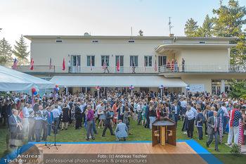 Independence Day Party - Residenz der US-Botschaft, Wien - Mi 26.06.2019 - Gäste Sommerfest16