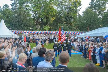 Independence Day Party - Residenz der US-Botschaft, Wien - Mi 26.06.2019 - Gäste Sommerfest18