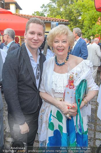 Heurigen-Treff mit Mikl-Leitner - Weingut Johanneshof Reinisch, Tattendorf - Do 27.06.2019 - Clemens TRISCHLER, Birgit SARATA30