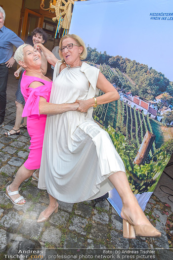 Heurigen-Treff mit Mikl-Leitner - Weingut Johanneshof Reinisch, Tattendorf - Do 27.06.2019 - Jazz GITTI, Johanna MIKL-LEITNER36