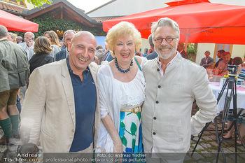 Heurigen-Treff mit Mikl-Leitner - Weingut Johanneshof Reinisch, Tattendorf - Do 27.06.2019 - Adi HIRSCHAL, Christoph FÄLBL, Birgit SARATA38
