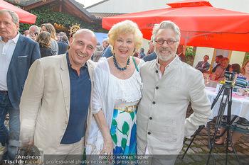 Heurigen-Treff mit Mikl-Leitner - Weingut Johanneshof Reinisch, Tattendorf - Do 27.06.2019 - Adi HIRSCHAL, Christoph FÄLBL, Birgit SARATA39