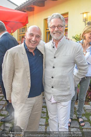 Heurigen-Treff mit Mikl-Leitner - Weingut Johanneshof Reinisch, Tattendorf - Do 27.06.2019 - Adi HIRSCHAL, Christoph FÄLBL40