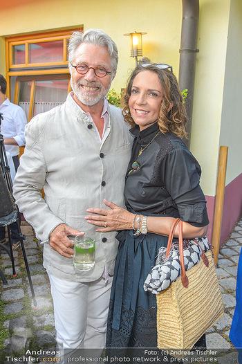 Heurigen-Treff mit Mikl-Leitner - Weingut Johanneshof Reinisch, Tattendorf - Do 27.06.2019 - Aid und Ela HIRSCHAL41
