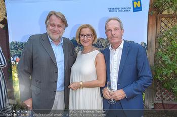 Heurigen-Treff mit Mikl-Leitner - Weingut Johanneshof Reinisch, Tattendorf - Do 27.06.2019 - Wolfgang ZEKERT, Johanna MIKL-LEITNER, Wolfgang JANSKY49