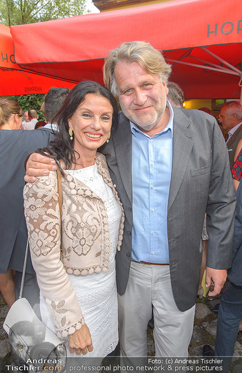 Heurigen-Treff mit Mikl-Leitner - Weingut Johanneshof Reinisch, Tattendorf - Do 27.06.2019 - Sonja KLIMA, Wolfgang ZEKERT53