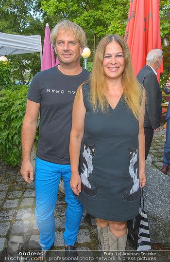 Heurigen-Treff mit Mikl-Leitner - Weingut Johanneshof Reinisch, Tattendorf - Do 27.06.2019 - Natalia USHAKOVA, Rainer SCHENDL56