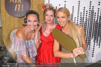Magnum - House of Play - Palmenhaus Burggarten, Wien - Mo 01.07.2019 - Niki OSL, Tanja DUHOVICH, Yvonne RUEFF14