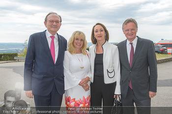 Klassik unter Sternen - Stift Göttweig - Mi 03.07.2019 - Hermann und Katharina GMEINER-WAGNER, Klaus und Gabriele (Gabi) 2