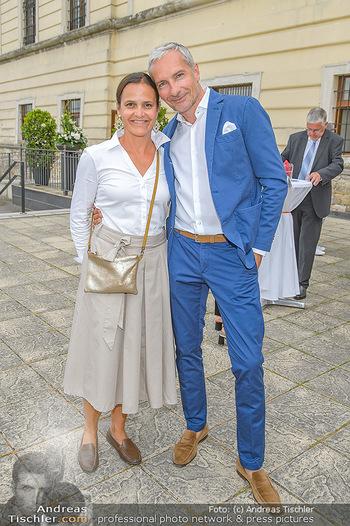 Klassik unter Sternen - Stift Göttweig - Mi 03.07.2019 - Rainer PARIASEK mit Ehefrau Eva12