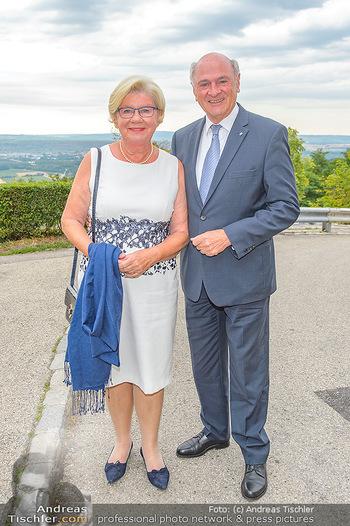 Klassik unter Sternen - Stift Göttweig - Mi 03.07.2019 - Erwin und Elisabeth Sissy PRÖLL14