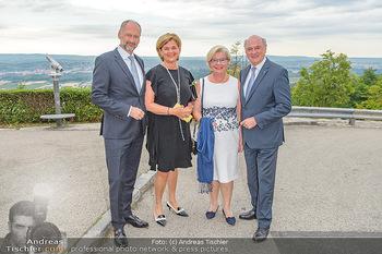 Klassik unter Sternen - Stift Göttweig - Mi 03.07.2019 - Erwin und Elisabeth Sissy PRÖLL, Bettina GLATZ-KREMSNER mit Ehe16
