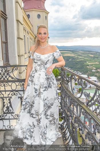 Klassik unter Sternen - Stift Göttweig - Mi 03.07.2019 - Elina GARANCA am Balkon des Stift Göttweig34