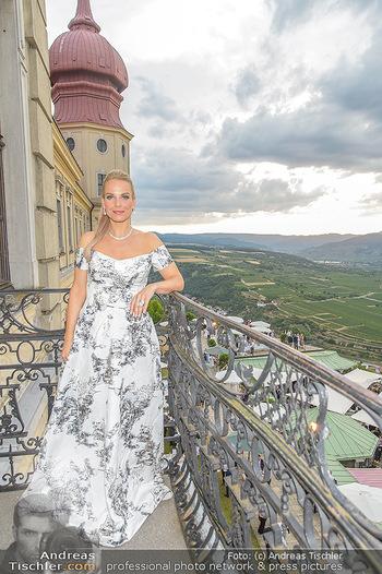 Klassik unter Sternen - Stift Göttweig - Mi 03.07.2019 - Elina GARANCA am Balkon des Stift Göttweig35