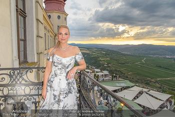 Klassik unter Sternen - Stift Göttweig - Mi 03.07.2019 - Elina GARANCA am Balkon des Stift Göttweig36