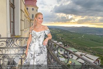 Klassik unter Sternen - Stift Göttweig - Mi 03.07.2019 - Elina GARANCA am Balkon des Stift Göttweig37
