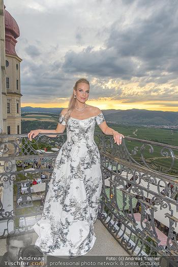 Klassik unter Sternen - Stift Göttweig - Mi 03.07.2019 - Elina GARANCA am Balkon des Stift Göttweig42