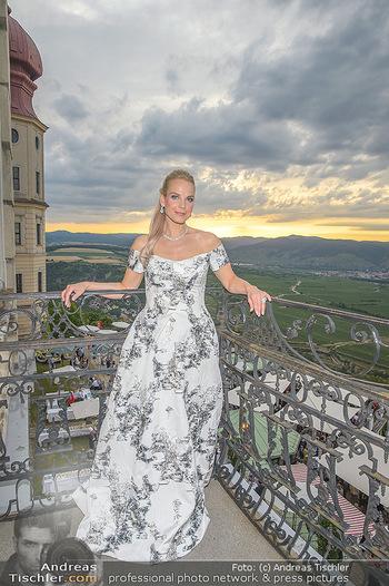 Klassik unter Sternen - Stift Göttweig - Mi 03.07.2019 - Elina GARANCA am Balkon des Stift Göttweig43
