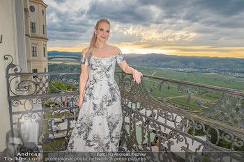 Klassik unter Sternen - Stift Göttweig - Mi 03.07.2019 - Elina GARANCA am Balkon des Stift Göttweig44