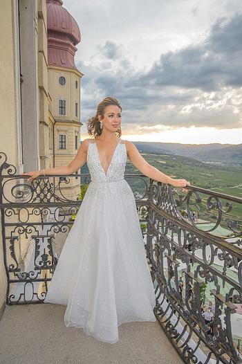 Klassik unter Sternen - Stift Göttweig - Mi 03.07.2019 - Nadine SIERRA am Balkon des Stift Göttweig54