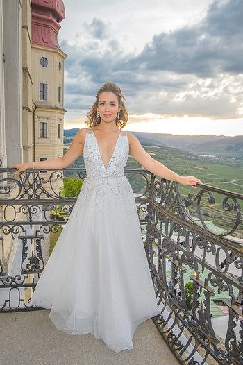 Klassik unter Sternen - Stift Göttweig - Mi 03.07.2019 - Nadine SIERRA am Balkon des Stift Göttweig55