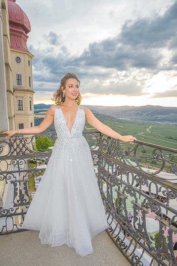 Klassik unter Sternen - Stift Göttweig - Mi 03.07.2019 - Nadine SIERRA am Balkon des Stift Göttweig59