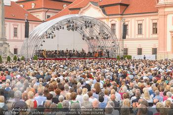 Klassik unter Sternen - Stift Göttweig - Mi 03.07.2019 - Stift Göttweig Kirche, Festplatz, Bühne, Publikum, Zuschauer, 70