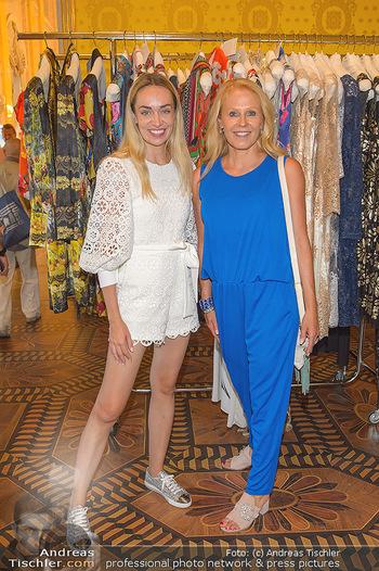 Fashion CheckIn - Albertina, Wien - Sa 06.07.2019 - Ulrike KRIEGLER, Liliana KLEIN3