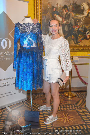 Fashion CheckIn - Albertina, Wien - Sa 06.07.2019 - Liliana KLEIN9