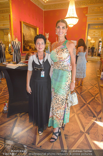 Fashion CheckIn - Albertina, Wien - Sa 06.07.2019 - 14