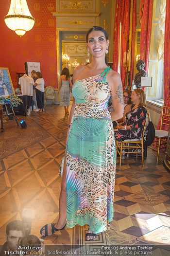 Fashion CheckIn - Albertina, Wien - Sa 06.07.2019 - Agnes GÖBEL GOEBEL15