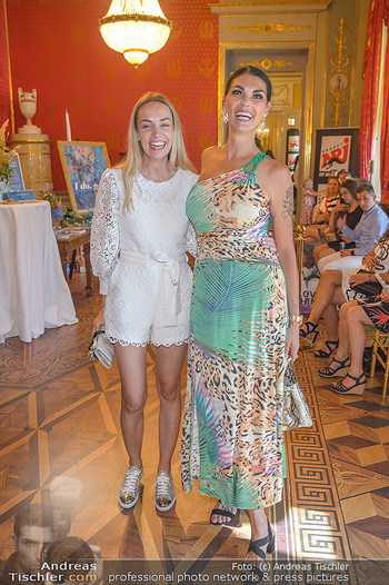 Fashion CheckIn - Albertina, Wien - Sa 06.07.2019 - Agnes GÖBEL GOEBEL, Liliana KLEIN16