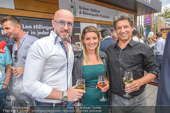 Hill Lounge Opening - Rathaus Wien - Di 09.07.2019 - Jürgen PEINDL, Nadja ONDRUSIK, Hans BÜRGER17