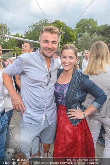 Hill Lounge Opening - Rathaus Wien - Di 09.07.2019 - Leo HILLINGER, Lizz GÖRGL23