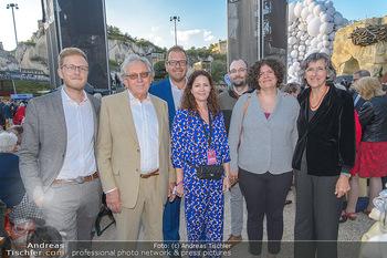 Die Zauberflöte Premiere - Oper im Steinbruch St. Margarethen - Mi 10.07.2019 - 44