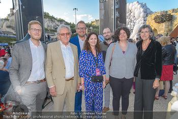Die Zauberflöte Premiere - Oper im Steinbruch St. Margarethen - Mi 10.07.2019 - 45