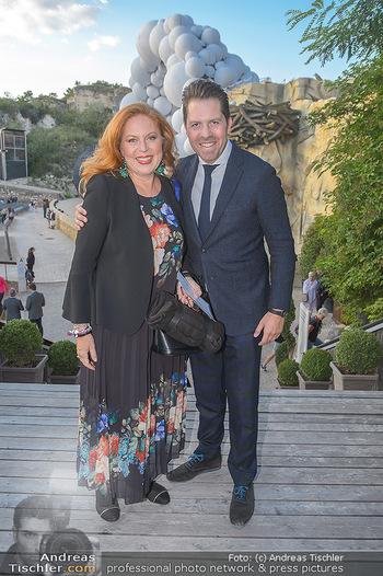 Die Zauberflöte Premiere - Oper im Steinbruch St. Margarethen - Mi 10.07.2019 - Martina SERAFIN, Daniel SERAFIN (Bruder Schwester)80