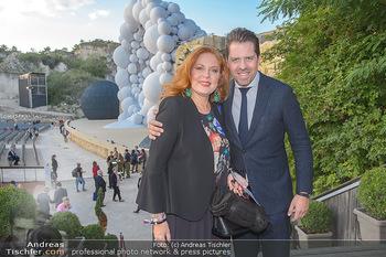 Die Zauberflöte Premiere - Oper im Steinbruch St. Margarethen - Mi 10.07.2019 - Martina SERAFIN, Daniel SERAFIN (Bruder Schwester)82