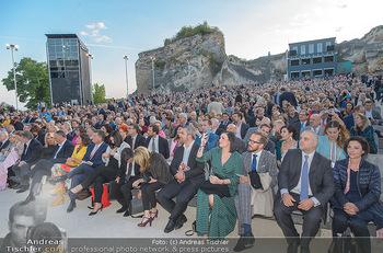 Die Zauberflöte Premiere - Oper im Steinbruch St. Margarethen - Mi 10.07.2019 - 116